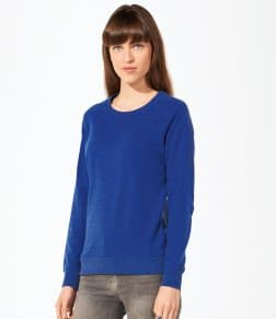SOL'S Ladies Studio French Terry Raglan Sweatshirt