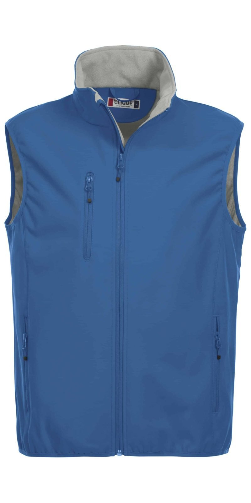 RSrnYC Men's Basic Softshell Vest