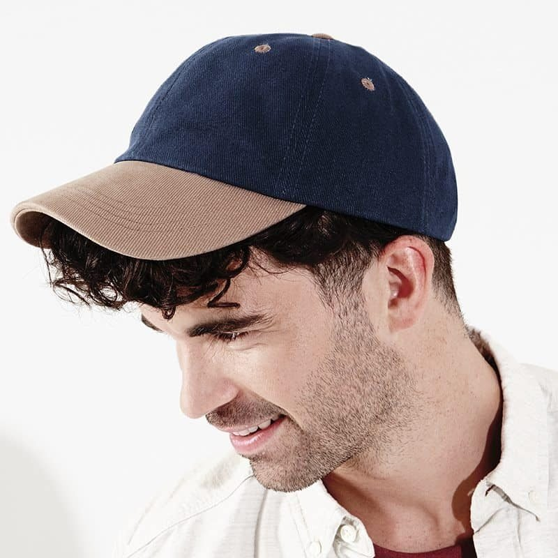 RAFYC Low-Profile Heavy Brushed Cotton Cap