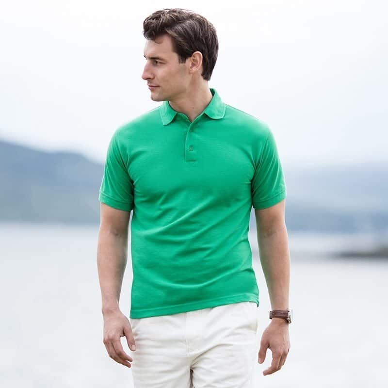 RAFYC 65/35 Classic Piqué Polo Shirt