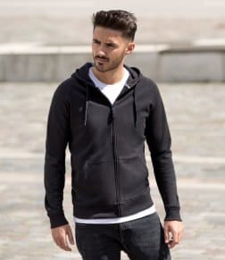 Russell HD Zip Hooded Sweatshirt