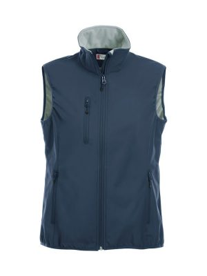 RSrnYC Women's Basic Softshell Vest