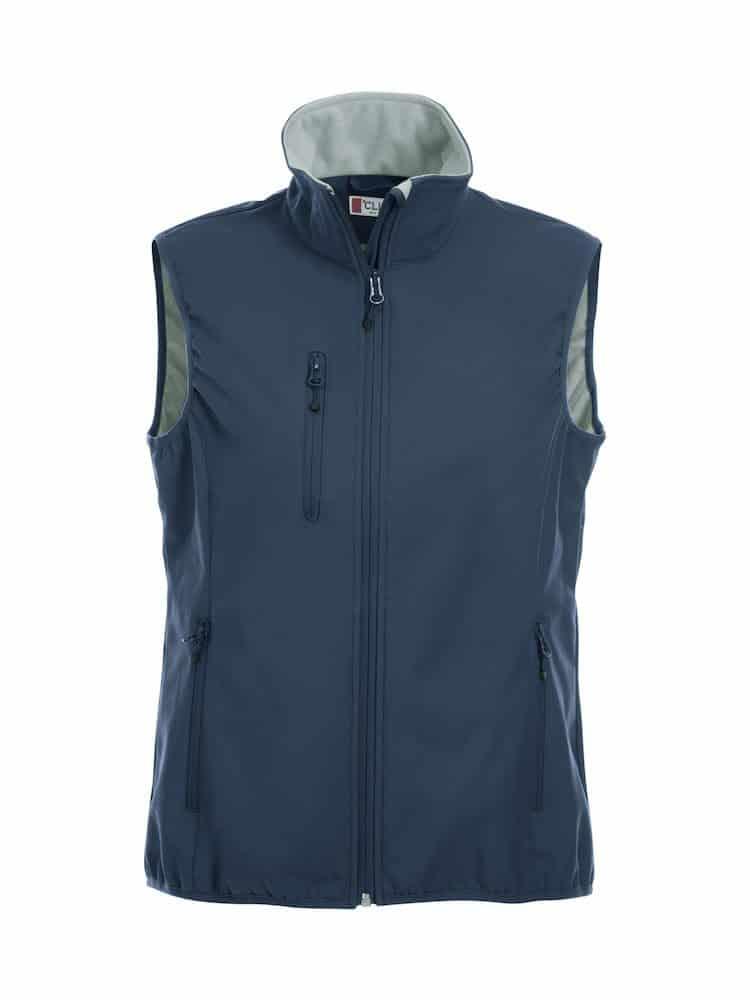 RSrnYC Women's Basic Softshell Vest