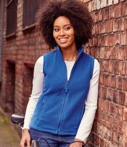 Russell Ladies Outdoor Fleece Gilet