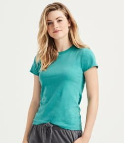 Comfort Colors Ladies Fitted Ringspun T-Shirt