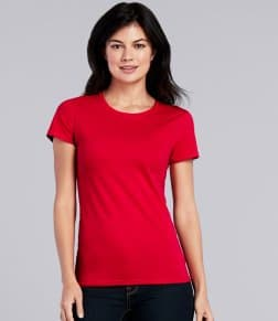 Gildan Ladies Premium Cotton® T-Shirt