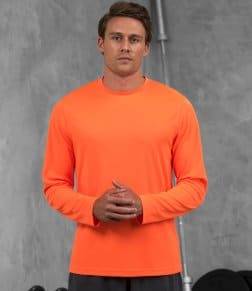 AWDis Cool Long Sleeve Wicking T-Shirt