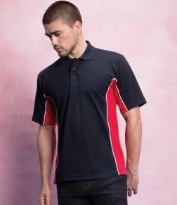 Gamegear® Track Poly/Cotton Piqué Polo Shirt