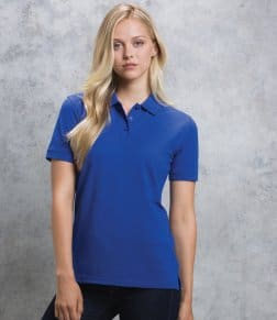 Kustom Kit Ladies Klassic Piqué Polo Shirt