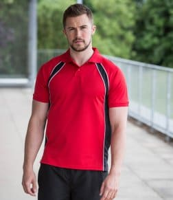 Finden &amp, Hales Performance Team Polo Shirt