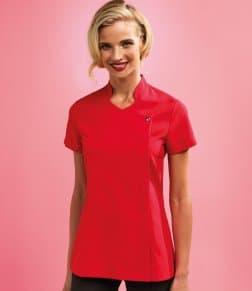 Premier Ladies Blossom Short Sleeve Tunic