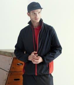 Regatta Activewear Athens Contrast Tracksuit Jacket