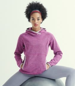 Regatta Activewear Ladies Narada Fleece Hoodie
