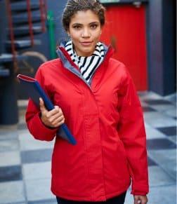 Regatta Ladies Beauford Waterproof Insulated Jacket