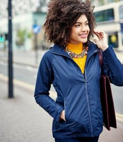 Regatta Ladies Ashford II Hybrid Breathable Jacket