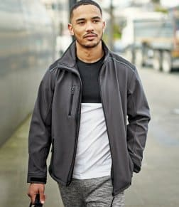 Regatta Hardwear Sandstorm Soft Shell Workwear Jacket