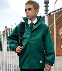 Result Kids/Youths StormDri 4000 Reversible Jacket