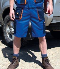 Result Work-Guard Lite Unisex Shorts