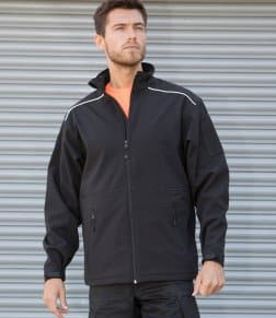 RTY Soft Shell Workwear Jacket