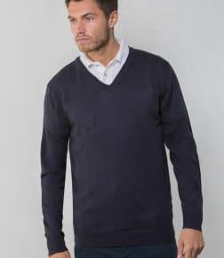 RTY Soft Feel Acrylic V Neck Sweater