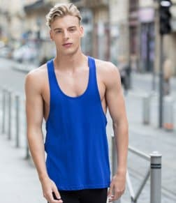 SF Men Muscle Vest