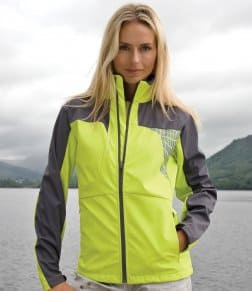 Spiro Ladies Team Soft Shell Jacket