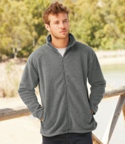 Fruit of the Loom Outdoor Fleece Jacket