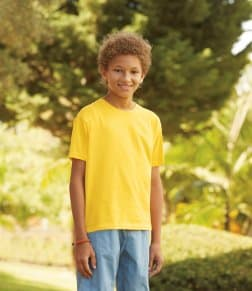 Fruit of the Loom Kids Sofspun® T-Shirt