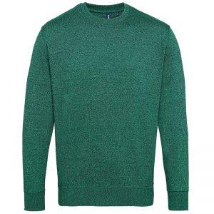 Asquith & Fox Men's Twisted Yarn Sweatshirt