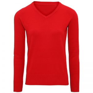 Asquith & Fox V-Neck Sweater Ladies