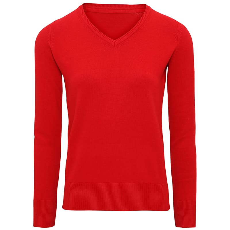 Asquith & Fox V-Neck Sweater Ladies