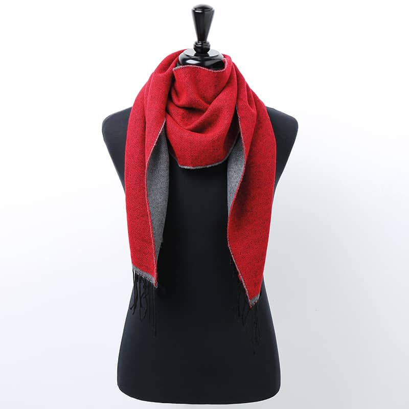 Asquith & Fox Two-Tone Scarf