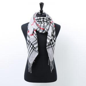 Asquith & Fox Check Scarf